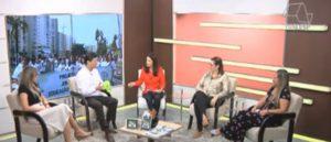 Programa Nossa Entidade, da TV ALESP, da Assembleia Legislativa do Estado de São Paulo, apresenta o Projeto Santos Jovem Doutor
